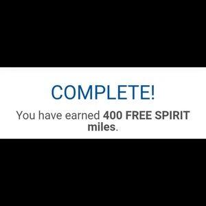 Free spirit tickets